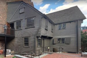 The Paul Revere House