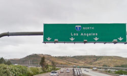 Road to Los Angeles