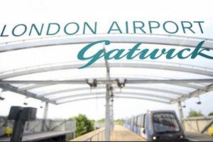 Аэропорты Лондона.