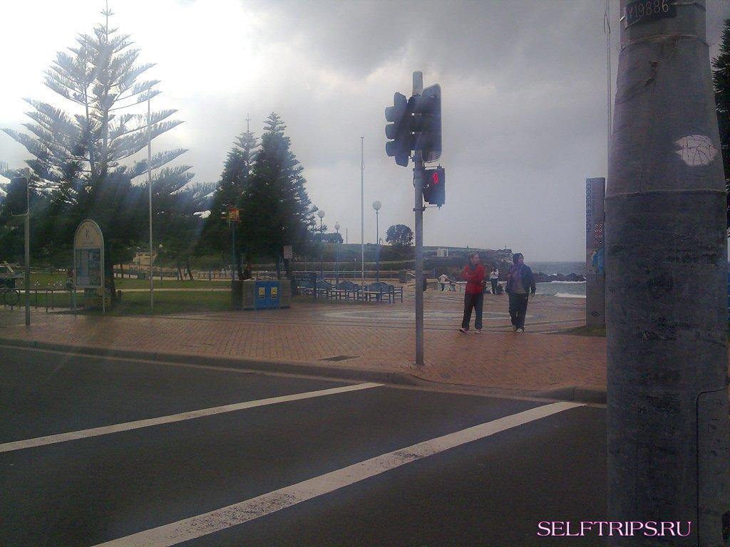 Сидней - Канберра.