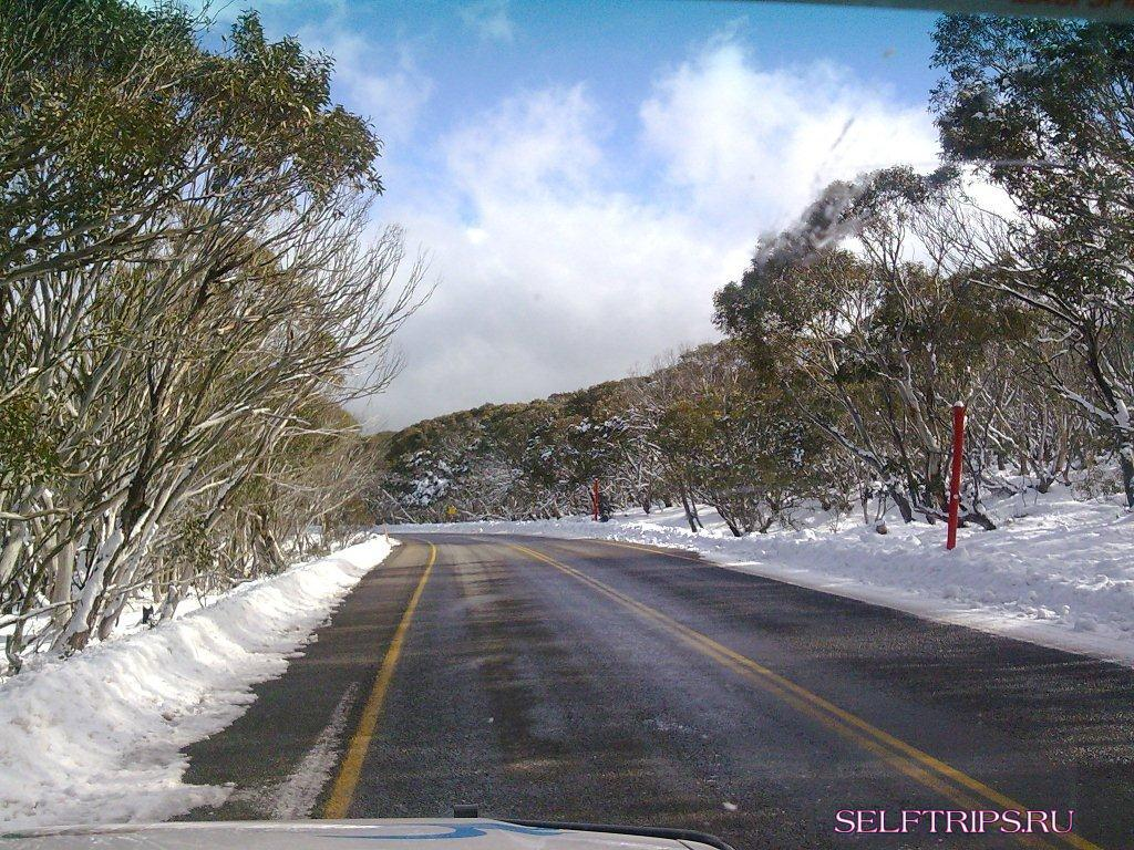 Mallacoota - Great Ocean Road.
