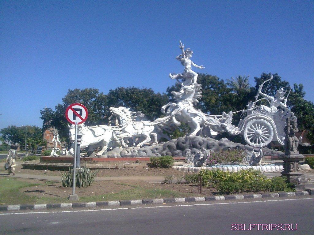 Бали - Баликпапан.