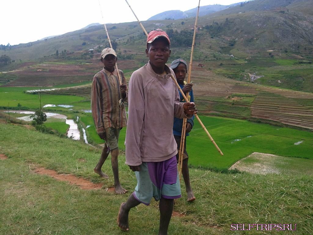 План путешествия в Кению и на Мадагаскар, Африка 2010/11.