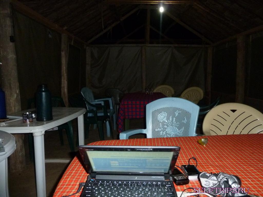 День 7: Килиманджаро, парк Амбосели!