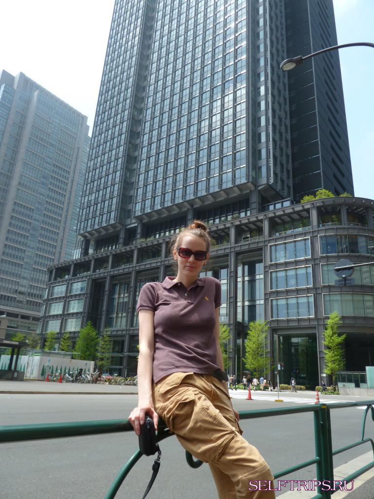 В погоне за сакурой: День 2, Нарита (Токио) - Осака