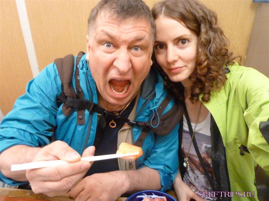 В погоне за сакурой: День 11, Токио - Хабаровск