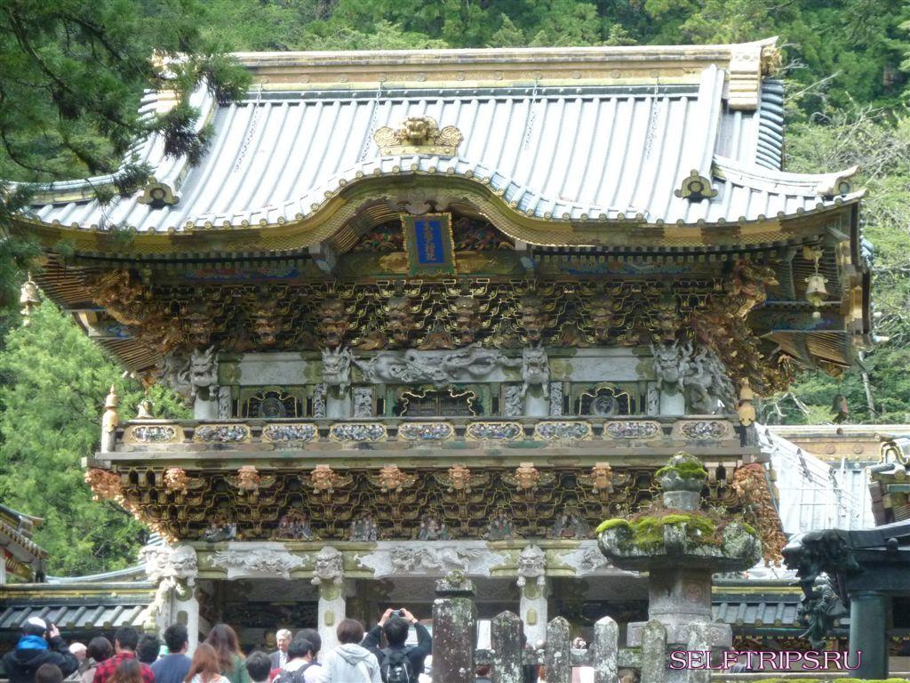 В погоне за сакурой: День 8, Сендай - Никко - Токио