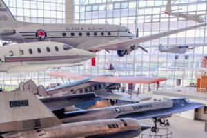 Museum Flight