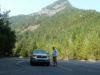 День 12: North Cascades National Park. Олени и полиция вдоль канадской границы.
