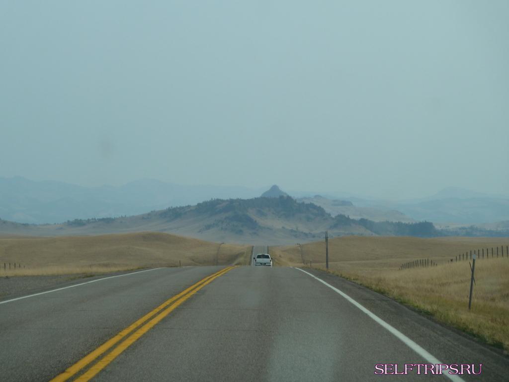 День 13:  Glacier National Park.