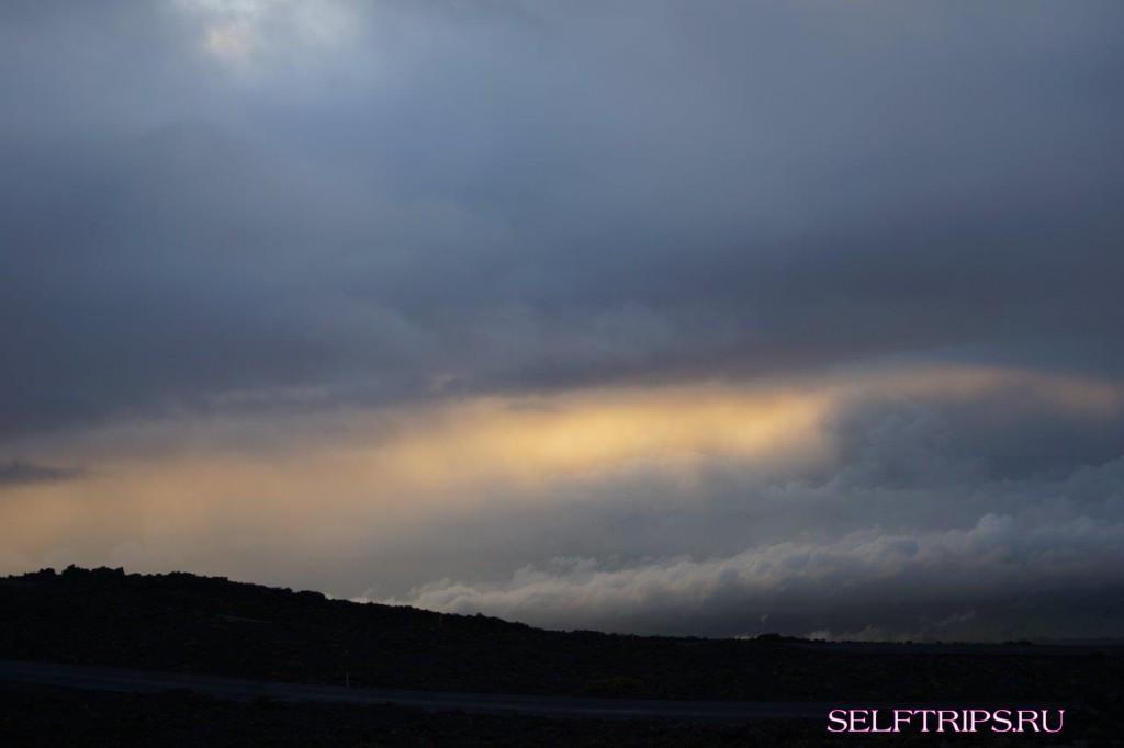 Кахулуи - Хана - обсерватория Халикала - Кахулуи. Остров Мауи.