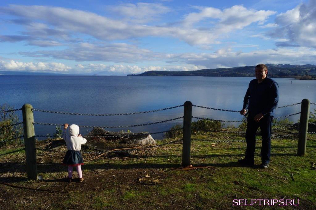 Полукругосветка: День 23, Термальные парки Waimangu Volcanic - Wai-o-Tapu - Hidden valley. Завораживающие виды Новой Зеландии!