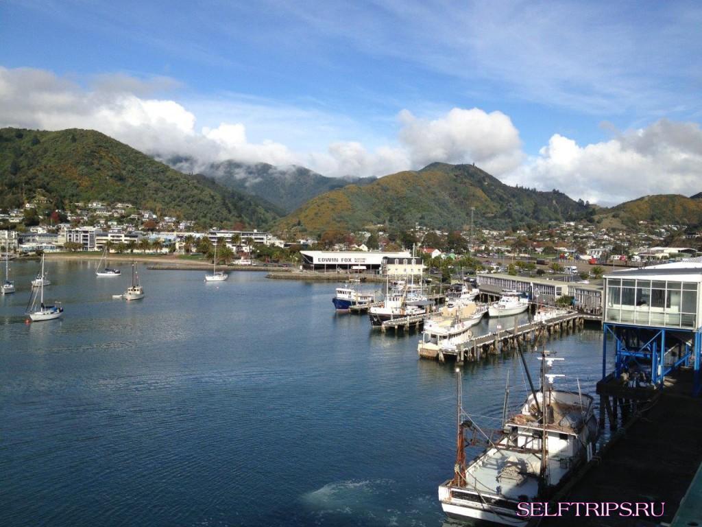 Полукругосветка: День 25, Южный остров, ночные приключения!
