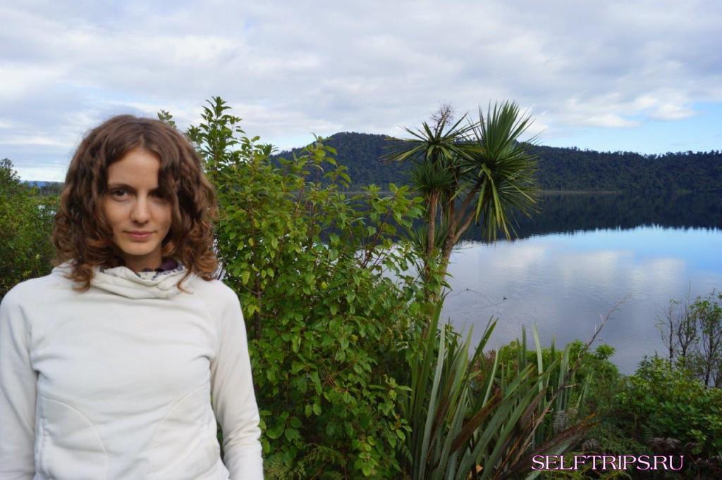 Полукругосветка: День 26, Исследуем южный остров!