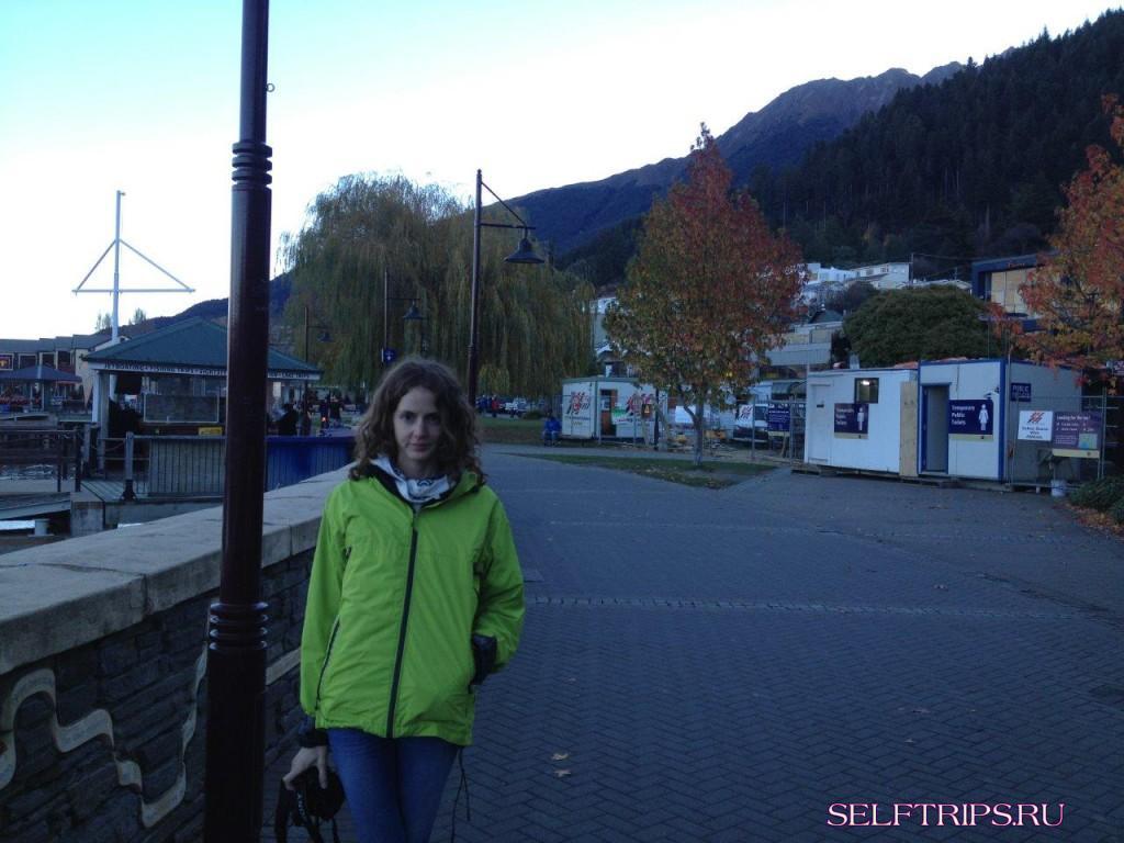 Полукругосветка: День 27, Milford Sound Новая Зелландия