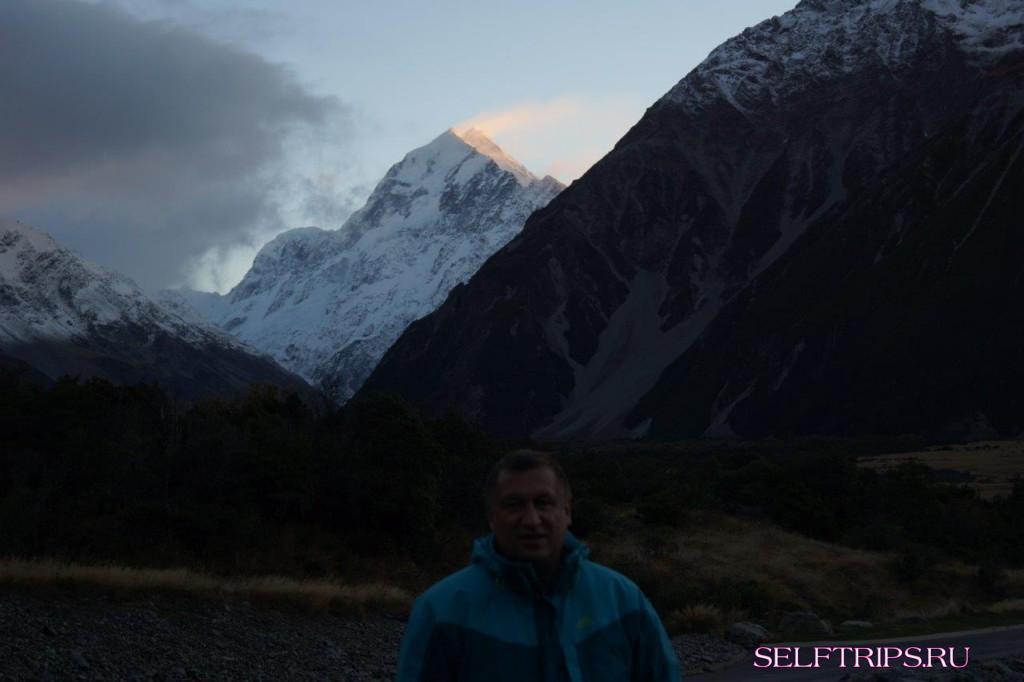 Полукругосветка: День 28, последние виды Новой Зеландии и перелет в Австралию
