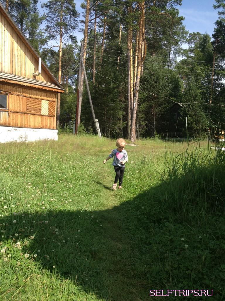 День 6-7: Горячинск, санаторно-курортное лечение