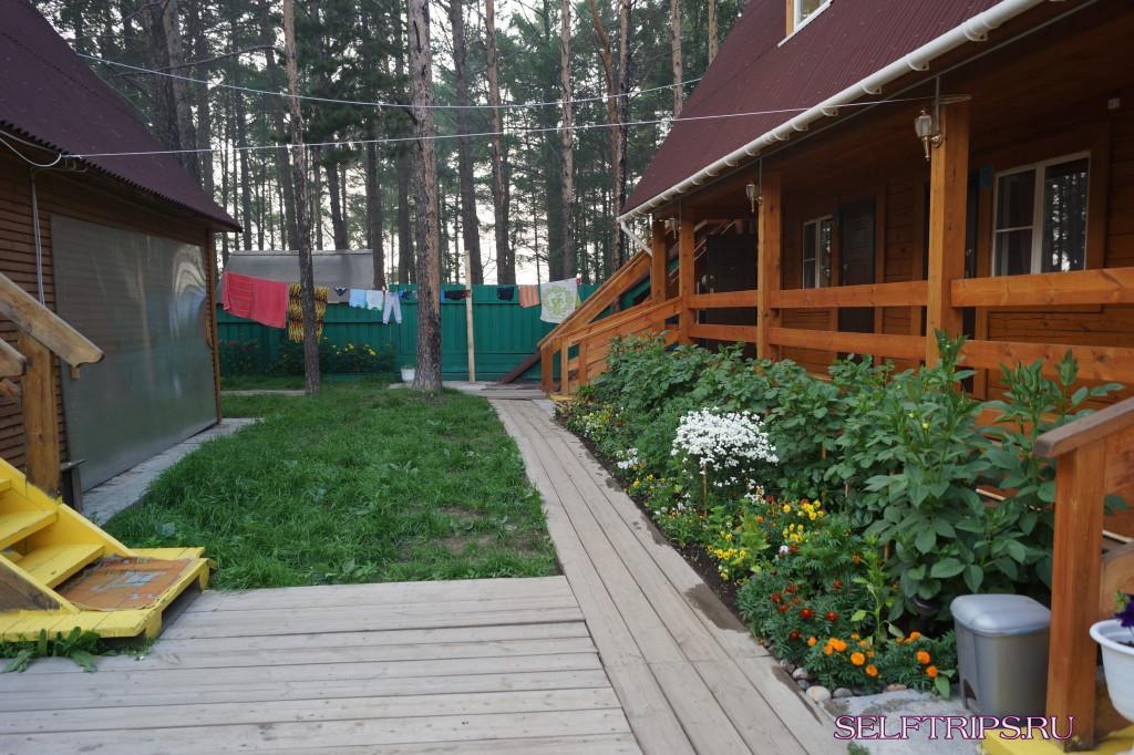 День 8: Горячинск - Новый Энхэлук