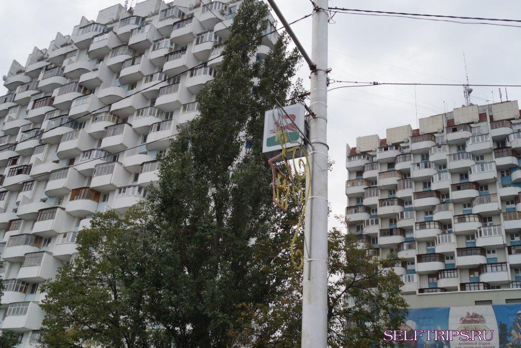 Набережные Челны – Казань.