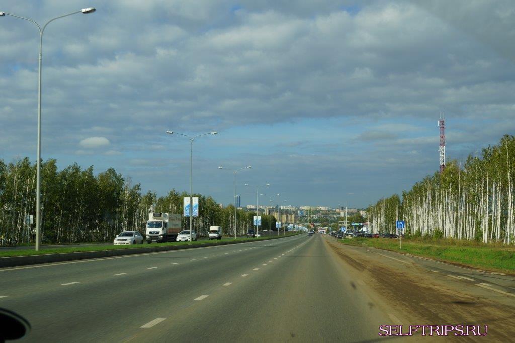 Approach Kazan