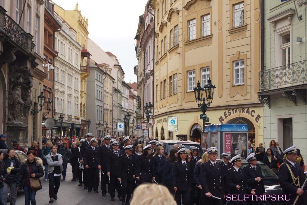 Прага, продолжение.