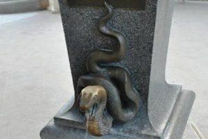 №15 Snake spring