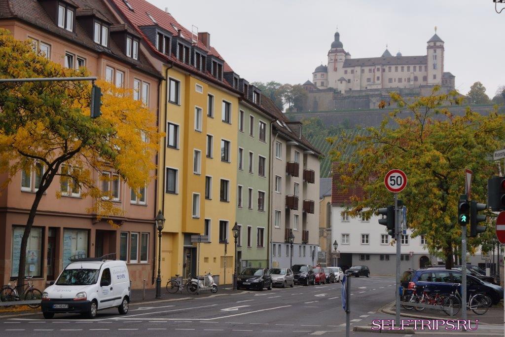Германия, Ворцвург - Майнц - Люксембург, Вианден.