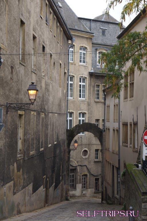 Вианден – Эштернах – Люксембург.