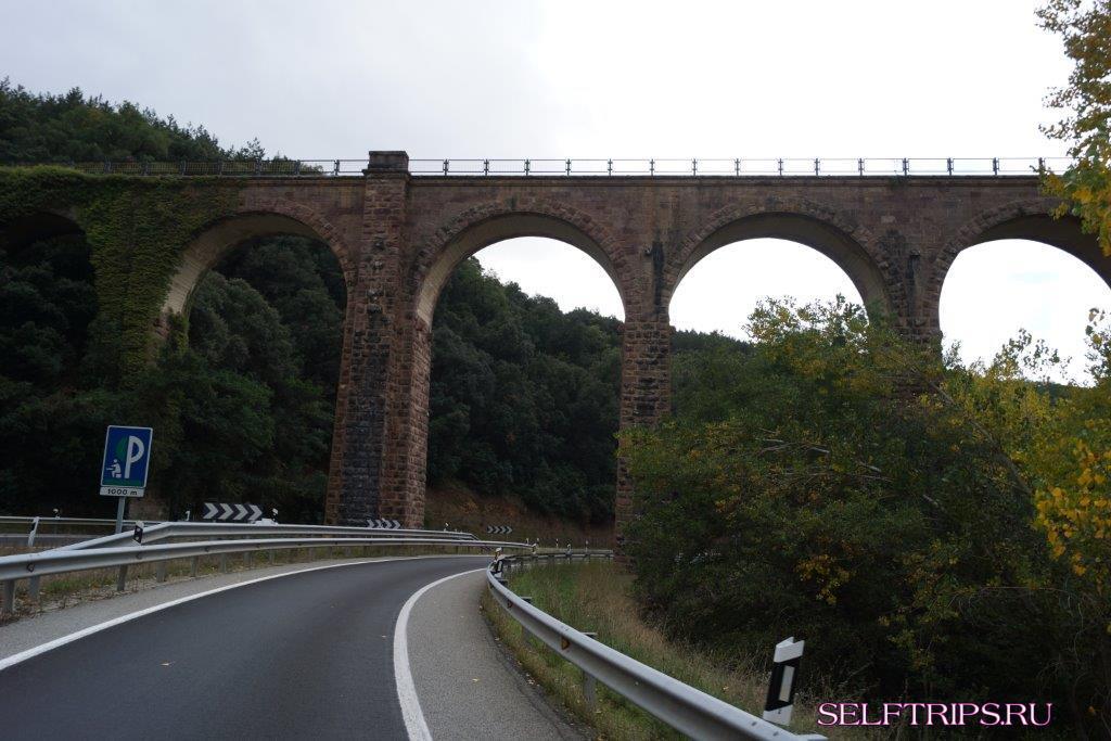 Биарриц, Франция – Памплона, Испания – монастырь Ираче – Бильбао.