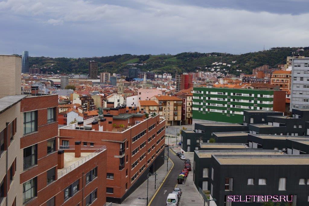 Север Испании, Бильбао - Сантандер - Сан-Висенте-де-ла-Баркера - Arenas de Cabrales, парк Пики Европы.