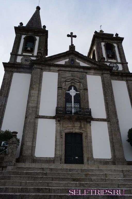 Santiago de Compostela, Испания - Braga, чарующая Португалия – Дуэ́ро.