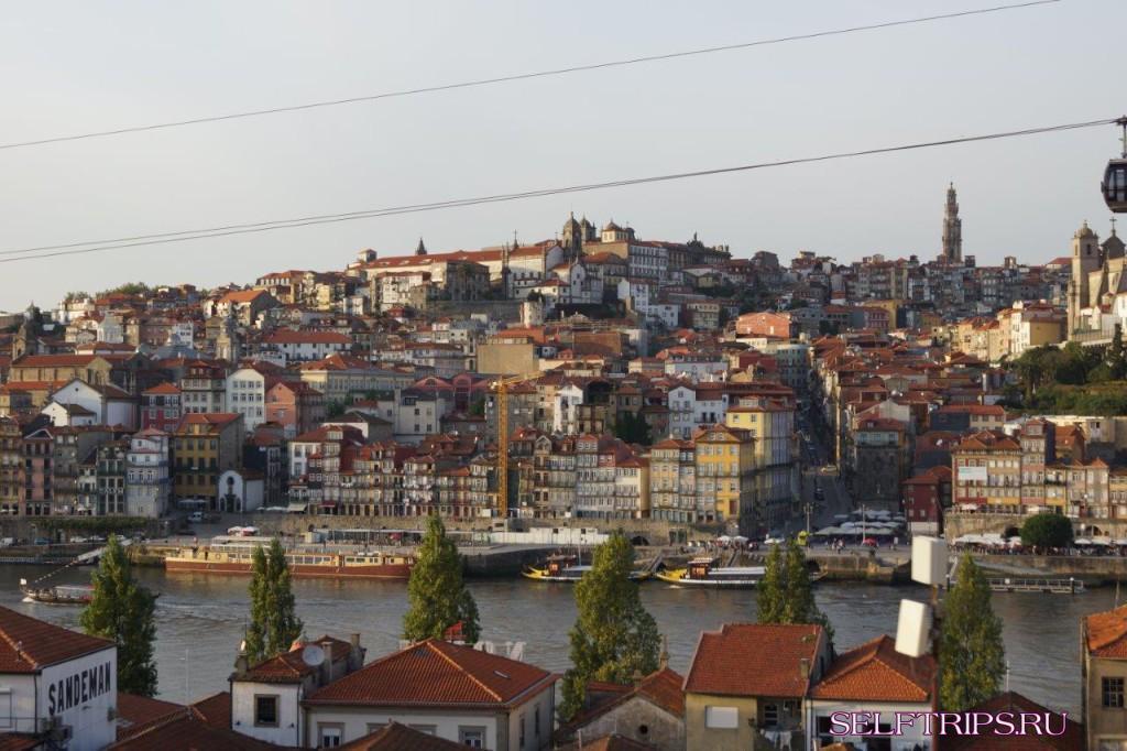 Lamego – Портy – Aveiro.