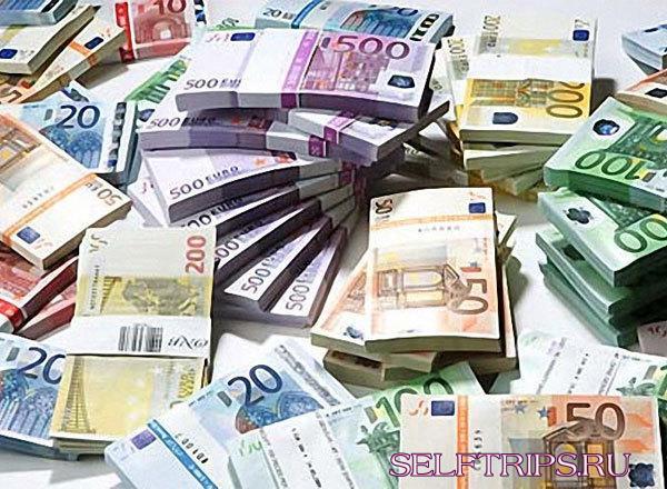 Стоимость месяца путешествий от Вены до Лиссабона, через север Франции и Испании