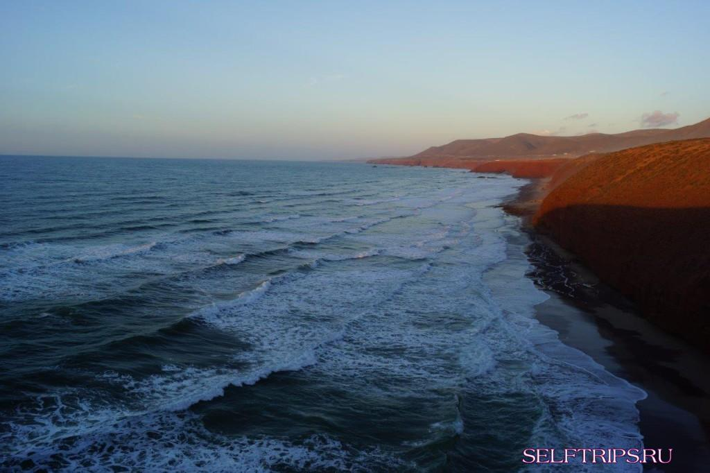 Арки пляжа Легзира