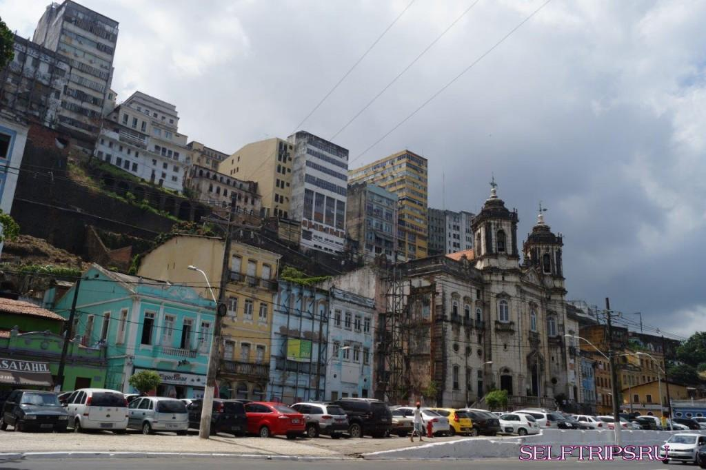 Порт Сальвадор. Фото бразильянок.