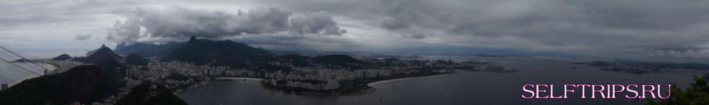 Рио-де-Жанейро, хрустальная мечта Остапа Бендера.