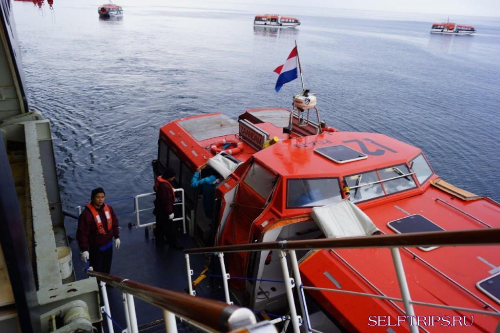 Круиз в Антарктику HAL: День 110, город Пуэрто-Монт, Чили