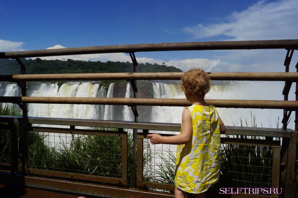 Водопады Игуасу, Аргентина.