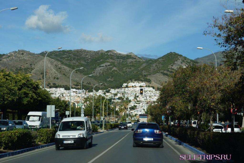 Нерха - пещеры - Капилейра - Пампанейра - Бубион - Гранада.