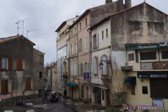 Сен-Реми-де-Прованс и Арль
