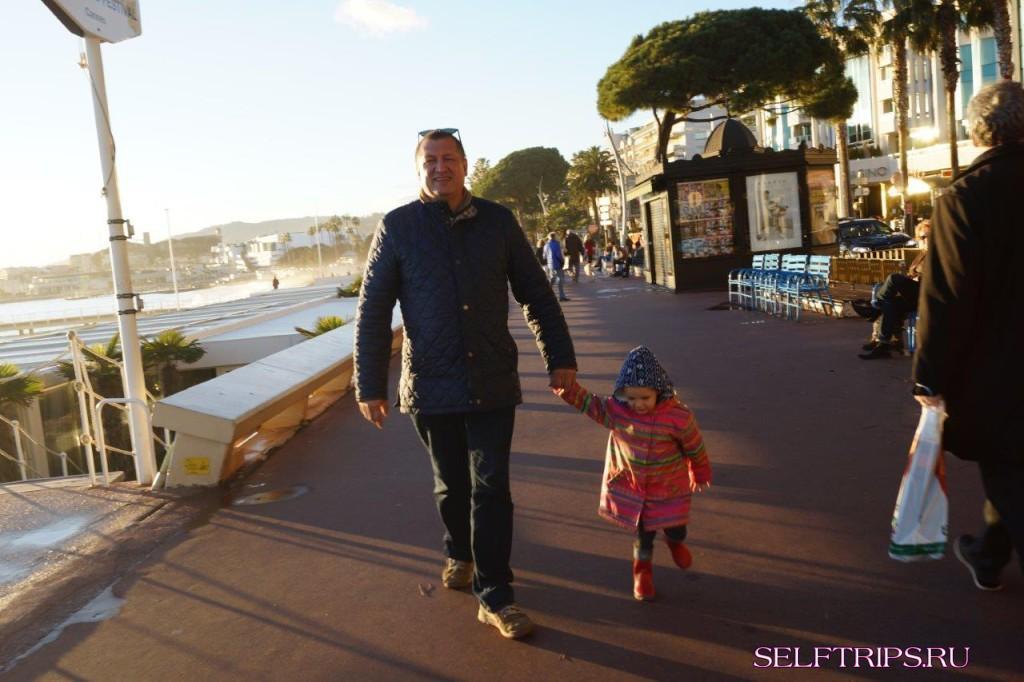 Европа на машине!!: День 141 Лазурный берег или французская Ривьера