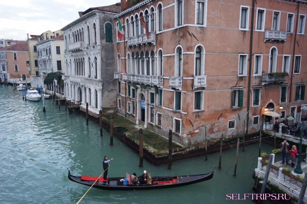 Падуя – Венеция – Падуя.