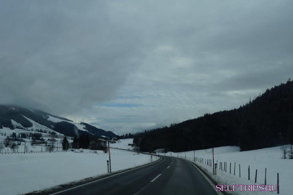 В Европу на машине!!: День 151, Австрия нравится все больше и больше!