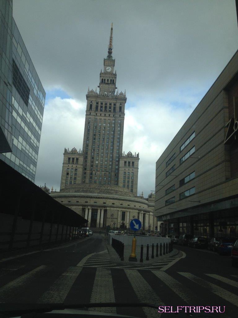 В Европу на машине!!: День 158, Варшава, ремонт авто!
