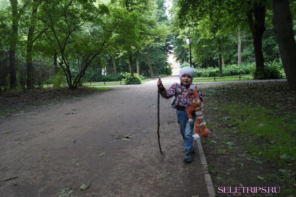 Большое северное путешествие!: День 2, 20 км пешком по Берлину