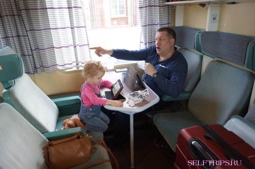 Поезда в Германии