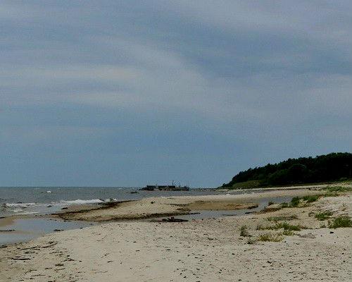 Остров Борнхольм.