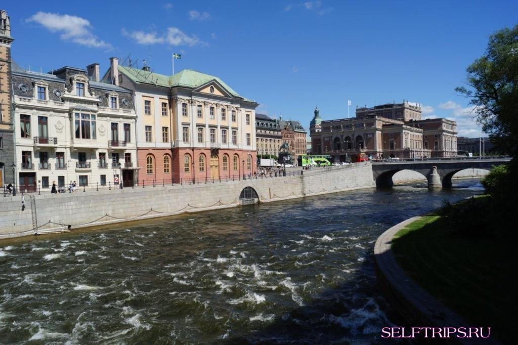 Большое северное путешествие!: День 11, Стокгольм (Швеция) – самый красивый город этого круиза!