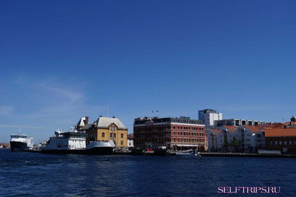 Большое северное путешествие!: День 16,  Ставангер, Норвегия! Люсефьорд