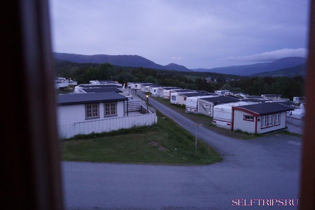 Осло, покидаем круиз - на машине до района Åmotan, Норвегия.